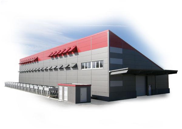 Hetzner Online GmbH Datacenter-Park